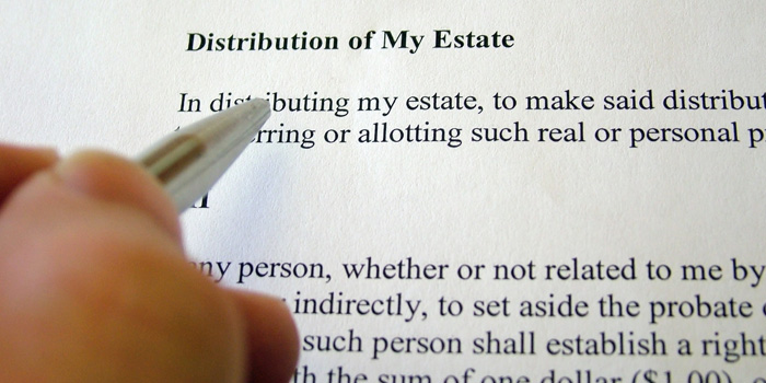 Who Should Handle Your Estate?